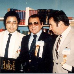 形成外科医で世界的権威のイボ・ピタンギ先生と