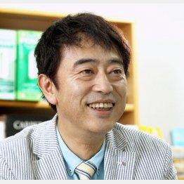市場移転問題のスペシャリスト(C)日刊ゲンダイ