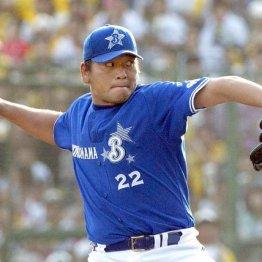 横浜ベイスターズ時代の佐々木投手