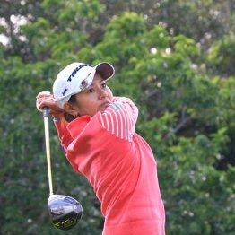 宮里藍引退 戦うゴルフできなければプロは引き際を考える