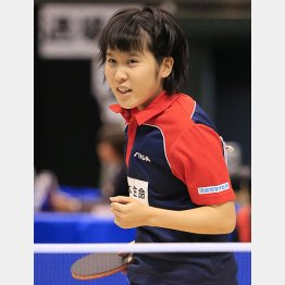 アジア選手権では中国勢を破って優勝(C)日刊ゲンダイ