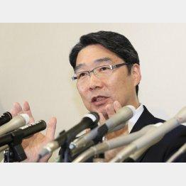 官邸の圧力を次々暴露(C)日刊ゲンダイ