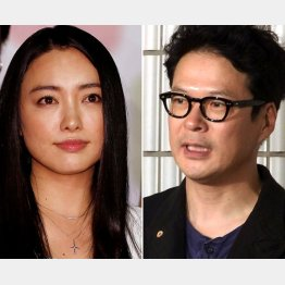 仲間(左)の事務所は田中哲司に激怒(C)日刊ゲンダイ