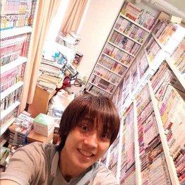 ニッポン放送・吉田尚記アナ 「自宅の本は2万冊以上」