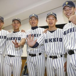 東京六大学35季ぶり立大Vでオール5の教え子を思い出した