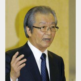 偽証とされた浜渦元副知事(C)日刊ゲンダイ