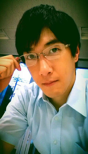 逮捕された橋爪遼容疑者(本人公式ブログより=閉鎖)