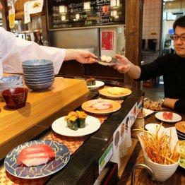 訪日客激増の夏を前に仕込む「回転すし」「和食」銘柄