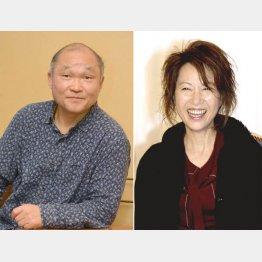吉田日出子さん(右)との出会いが俳優人生を変えた(C)日刊ゲンダイ