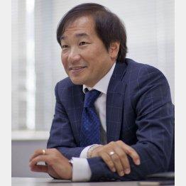 霜田正浩氏は今年1月までJFA技術委員長を務めた(C)日刊ゲンダイ