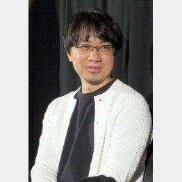 新海誠監督には妻と子役として活躍する娘がいる(C)日刊ゲンダイ
