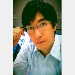 覚醒剤で逮捕された橋爪遼(本人のブログから)