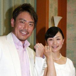 皆川健太郎氏と上村愛子氏