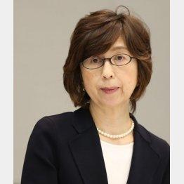 DeNAの南場智子会長も女子大出身(C)日刊ゲンダイ