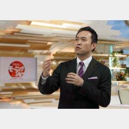 テレ朝「モーニングショー」でコメンテーターを務める玉川氏(C)日刊ゲンダイ