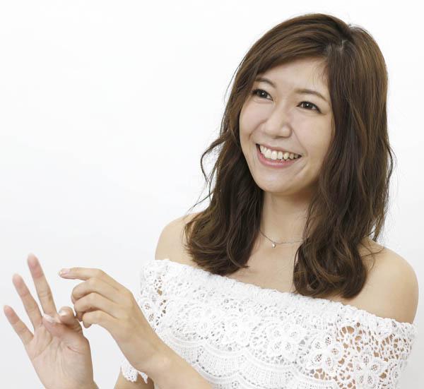 歌手デビューを果たした穂川果音(C)日刊ゲンダイ