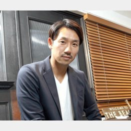 相席屋(セクションエイト)の横山淳司社長(C)日刊ゲンダイ