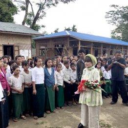 黒柳徹子氏語る ミャンマーの子供が話した「平和」の重み