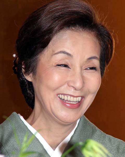 「やすらぎの郷」出演中だった野際陽子さん(C)日刊ゲンダイ