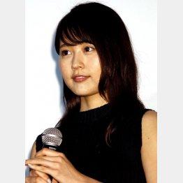 大女優への布石か(C)日刊ゲンダイ