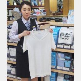 驚異的な売り上げの伸び率を達成(C)日刊ゲンダイ