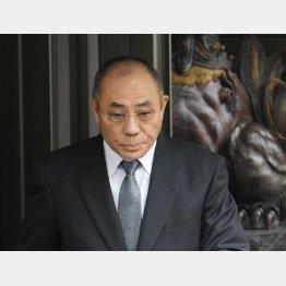 兵庫県警が先に逮捕した神戸山口組の井上邦雄組長(C)日刊ゲンダイ