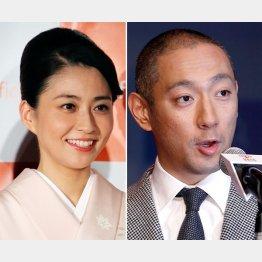 小林麻央と市川海老蔵夫妻(C)日刊ゲンダイ