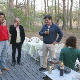 夫だけでなく妻たちもゴルフ/(ブログ「はぎうだ光一の永田町見聞録」