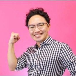 AV男優の森林原人氏(C)日刊ゲンダイ