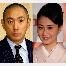 2人は2010年3月に結婚した(C)日刊ゲンダイ