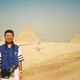 2000年9月、40歳のころの東会長