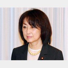 中川郁子衆議院議員(C)日刊ゲンダイ