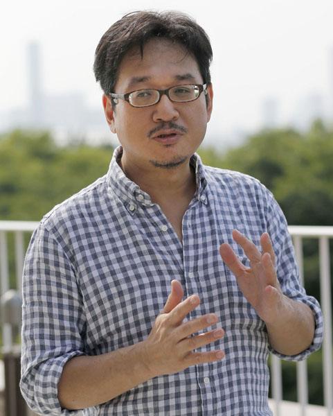 漫画家のやくみつるさん(C)日刊ゲンダイ