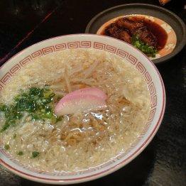 【居酒屋小次郎】鳥取県民の「締め」の1杯に大満足