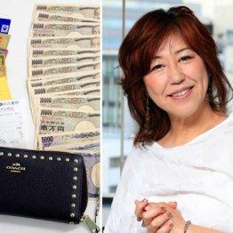 沢田知可子さん バブルの苦い経験から10万円は持ち歩く