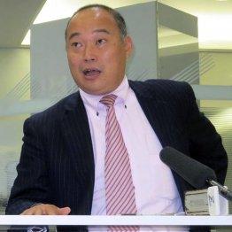Jリーグ常務理事を辞任した中西大介氏