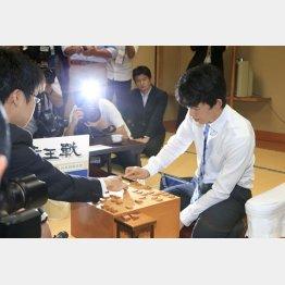 公式戦29連勝の大記録を樹立(C)日刊ゲンダイ