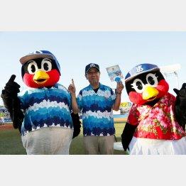 沖縄ツーリストの東良和会長(提供写真)