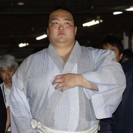実力者とほとんど相撲を取っていない稀勢の里