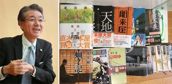 文化放送社長の上口宏さん(C)日刊ゲンダイ