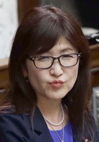 大臣の資質ゼロ(C)日刊ゲンダイ