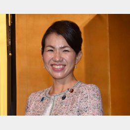 豊田真由子議員は現在入院中(C)日刊ゲンダイ