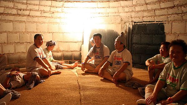 韓国で急増中のサウナ「チムジルバン」(提供写真)