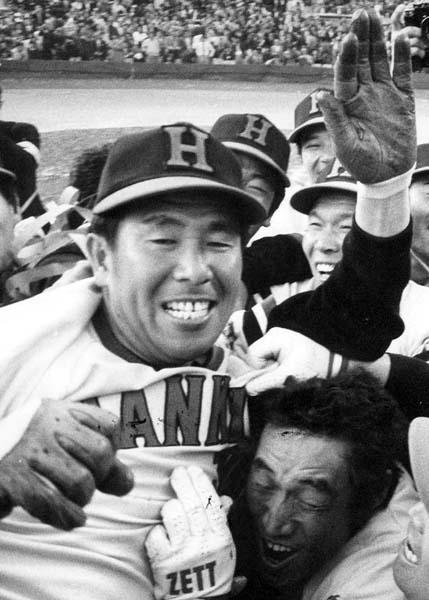 75年から3年連続で日本一(C)日刊ゲンダイ