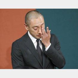 市川海老蔵さんのケースと稀なのだ(C)日刊ゲンダイ