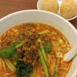 【北京烤鴨店】横浜中華街でイチオシの本格タンタン麺