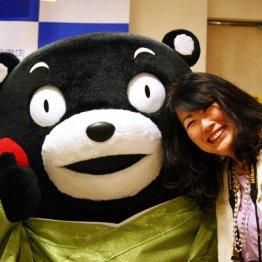 作家・亀山早苗さんの原動力は寝る前のくまモンチェック