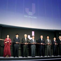 13年11月に設立された「クールジャパン機構」