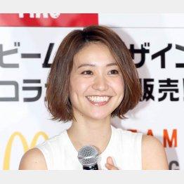 「小娘・須藤×姉御・大島」のバトルを見たかった/(C)日刊ゲンダイ