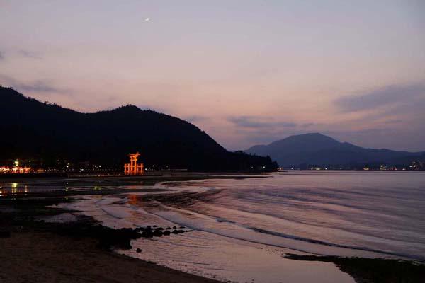 厳島(提供写真)